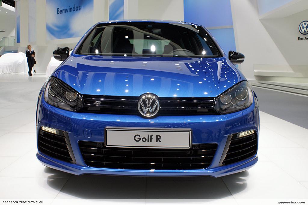 2009 Volkswagen Golf R 039 Der Buchstabe